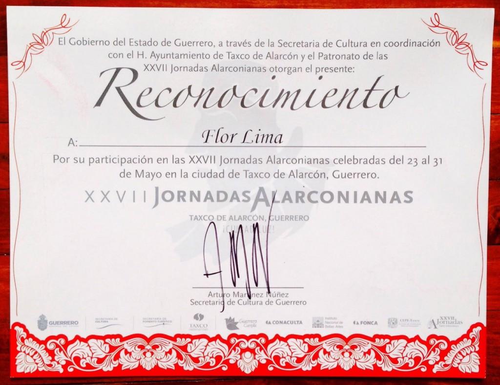 alarconianas